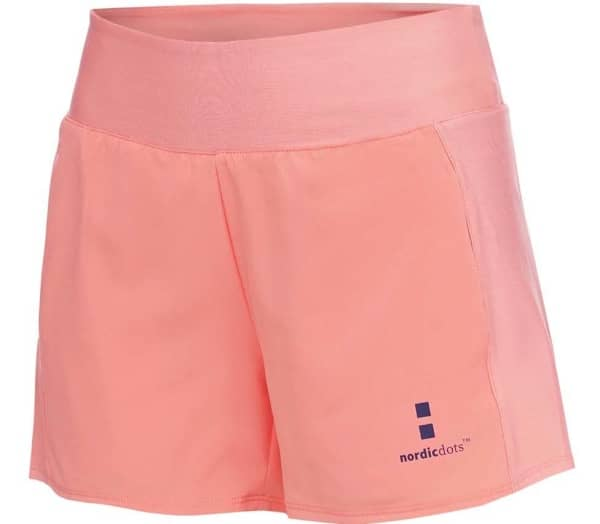 NORDICDOTS™ Club Damen Tennis-Shorts - 1