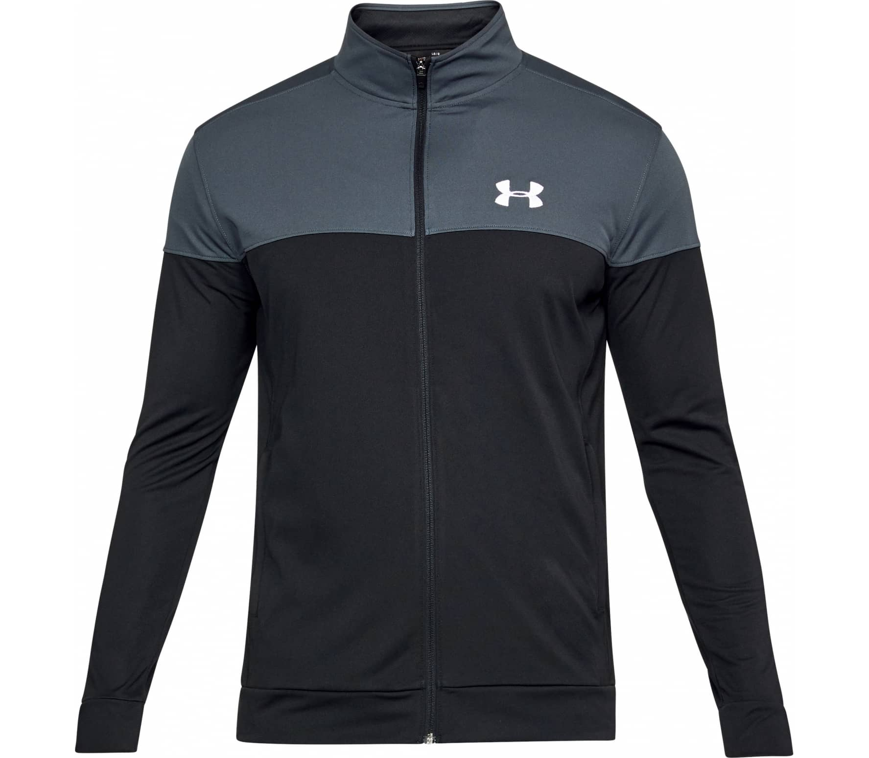 Under Armour - Swyft Racer men's running jacket (black/grey) - S thumbnail