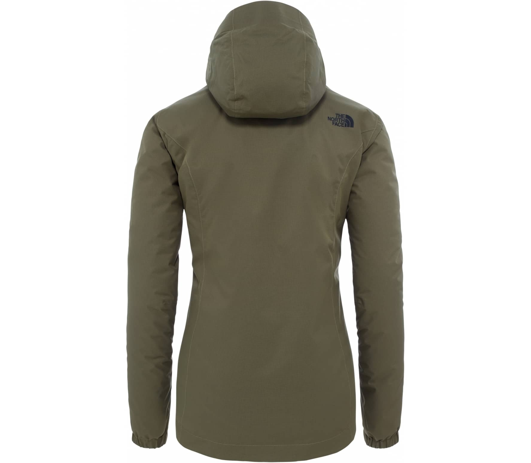pretty nice cb70a 53139 The North Face - Quest Insulated Donna giacca invernale (verde/marrone)