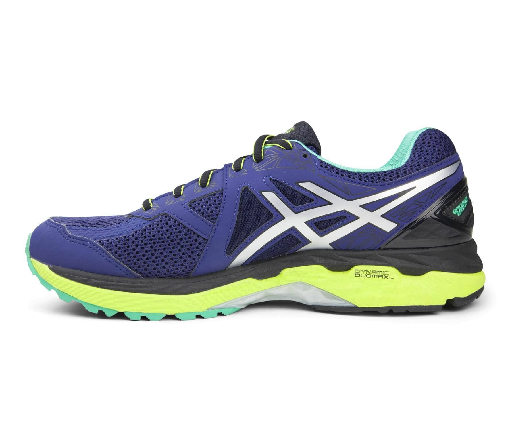 ASICS - GT-2000 4 G-TX men s running shoes (dark blue yellow) - buy ... ec97164d6c81