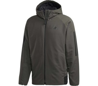 adidas Back to Sports 3 Stripes Men Insulated Jacket