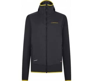 Zeal Men Fleece Jacket