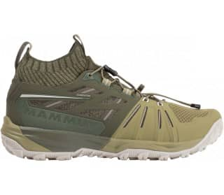 Mammut Saentis Knit Low Hommes Chaussures trail running