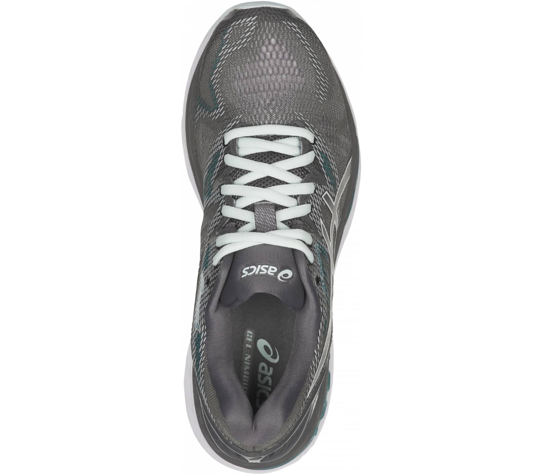 sports shoes 010f8 d1d12 ASICS - Gel-Nimbus 20 women s running shoes (grey)