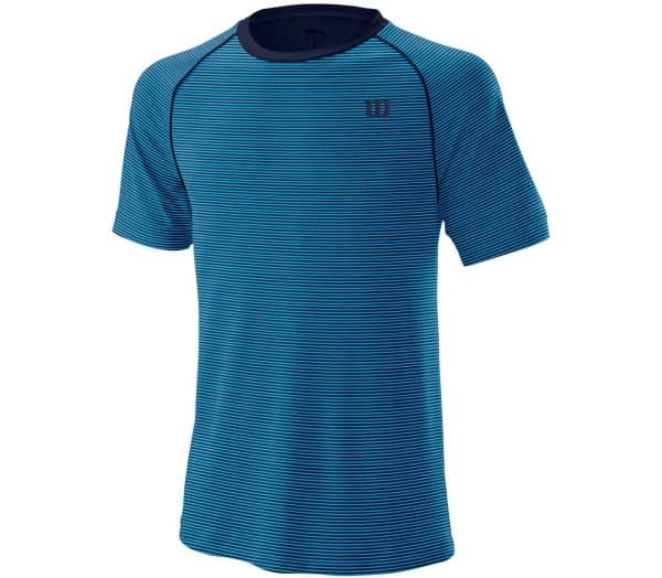 WILSON Training Crew Men Tennis Top - 1