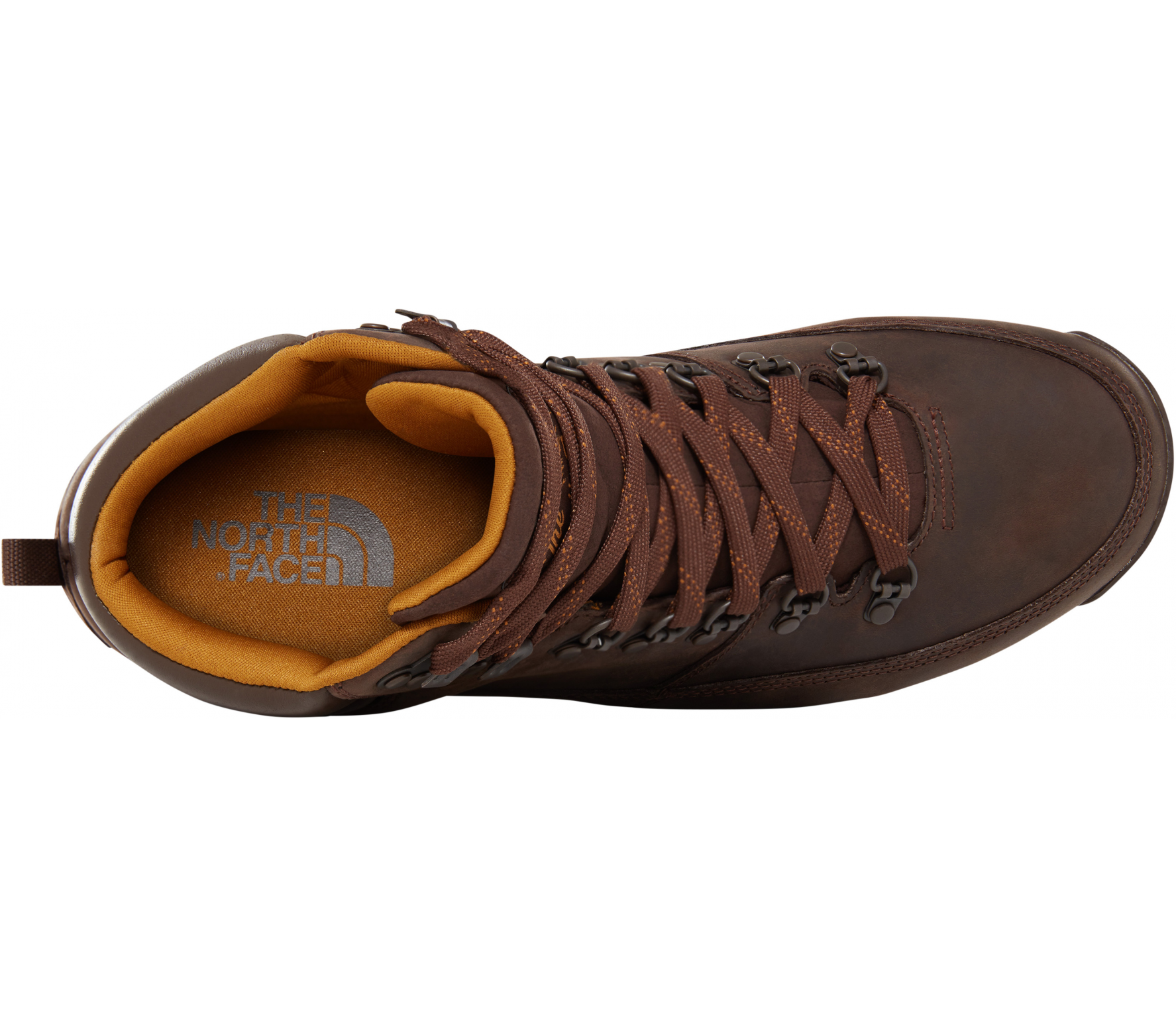 f90c6eeba The North Face Back-To-Berkeley Redux Leather Men brown
