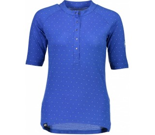 Mons Royale Phoenix Button Down MR Box Small Damen T-Shirt