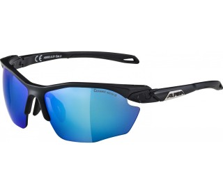 Alpina Twist Five HR CMB+ Bike Brille Unisex noir