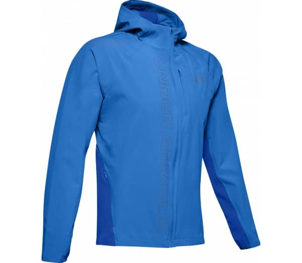 UNDER ARMOUR Qualifier Outrun The Storm Men Running Jacket - 1