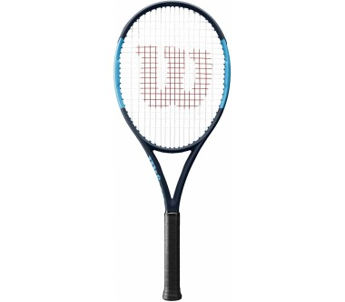 Wilson - ULTRA 100UL unstrung tennis racket (blue)