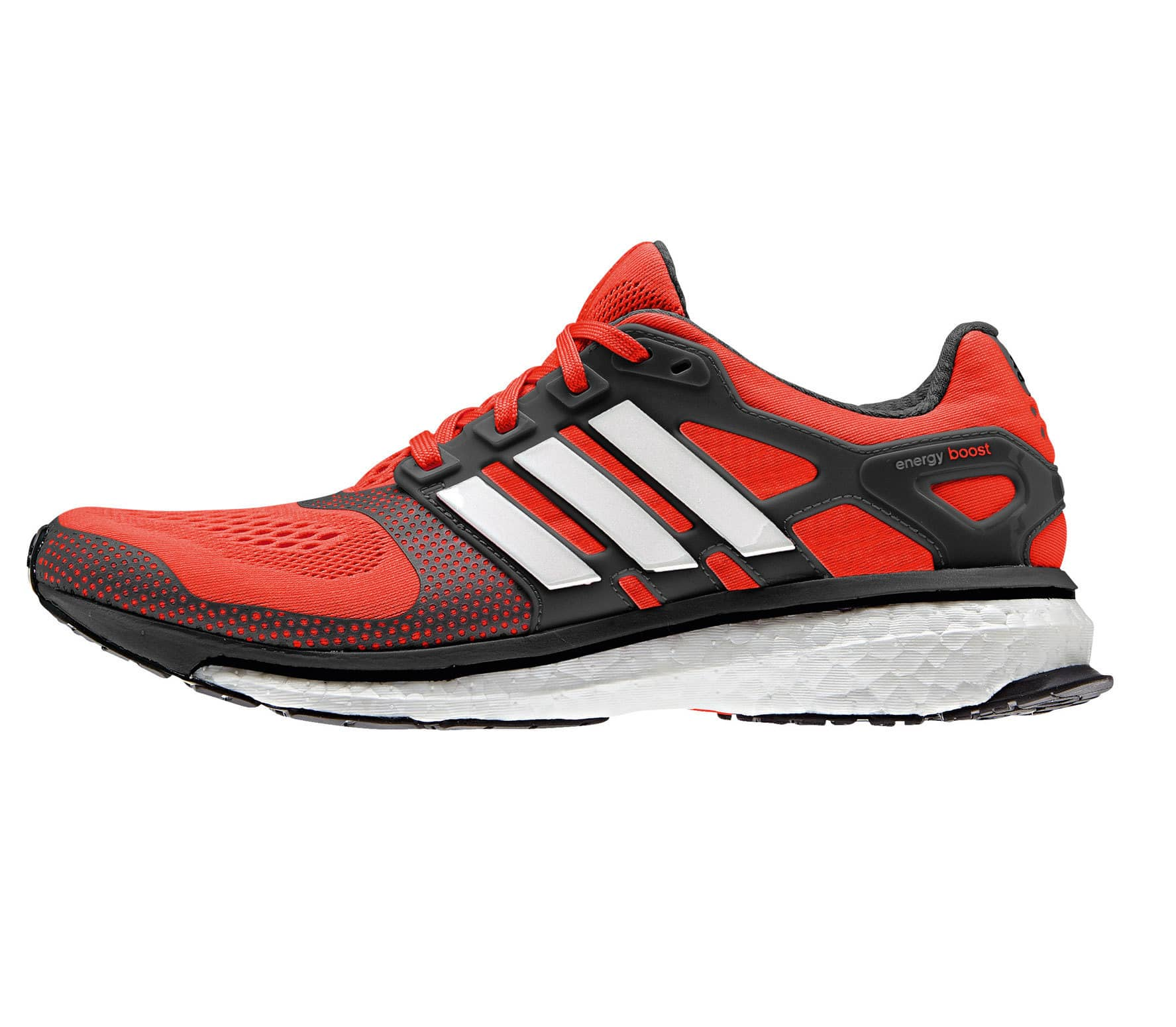 the best attitude 4c7b7 f2779 Adidas - Energy Boost 2 ESM men s running shoes (red black)