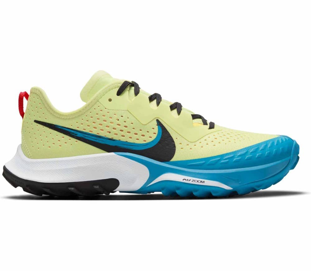 NIKE Air Zoom Terra Kiger 7 Damen Laufschuh (Limelight / Off-Noir / Laser Blue) 139,90 €