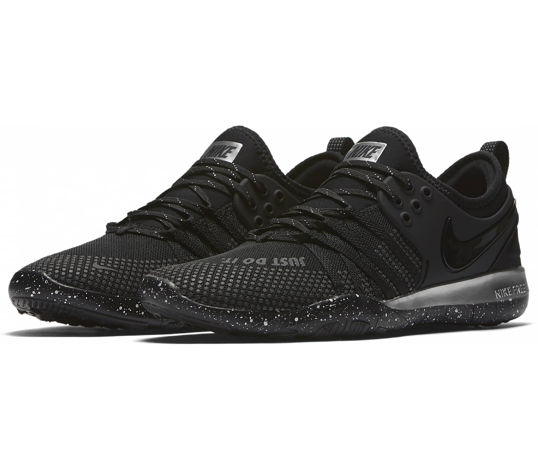 separation shoes c373f 7cf60 Nike - Free TR 7 Selfie women s training shoes (black)