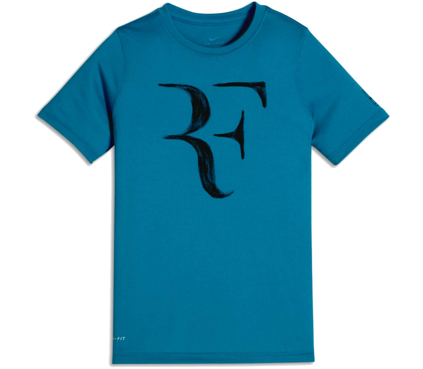 cc78f4d7a93 Nike - Court Dry RF Children tennis top (blue) - buy it at the ...