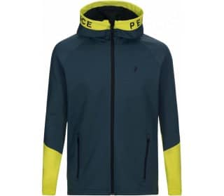 Rider Zip men's hooded fleece jacket Heren
