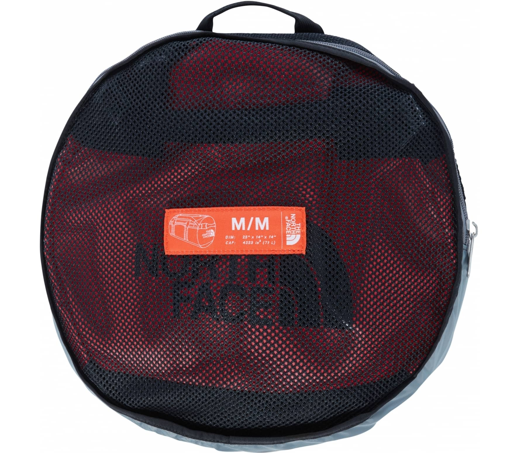 The North Face Base Camp Duffel M Unisex black