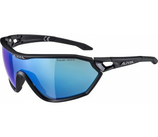 Alpina S-Way L CMB+ Bike Brille Unisex