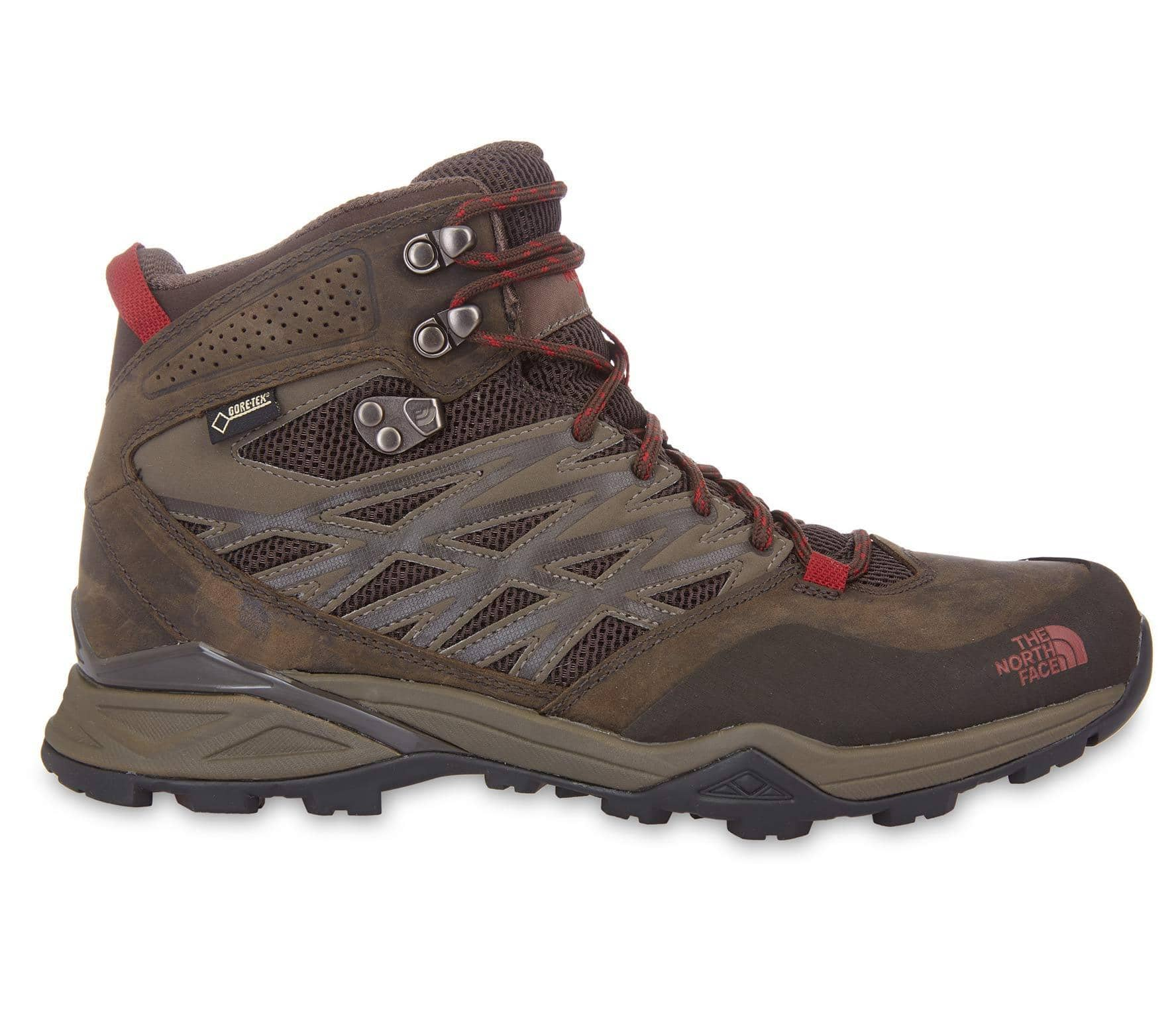 The North Face - Hedgehog Hike Mid Gore-Tex Herren ...