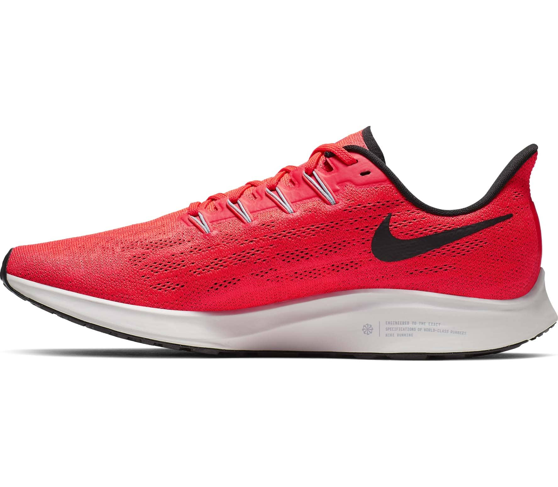 Nike Air Zoom Pegasus 36 Men Running Shoes  red