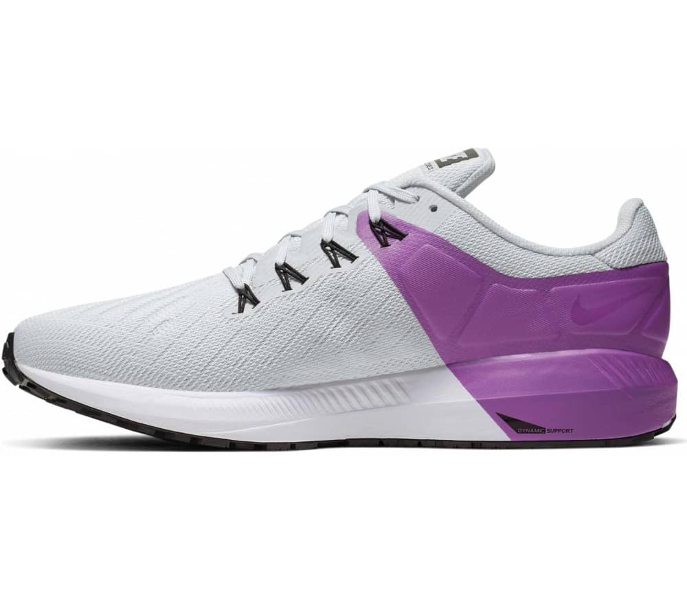 Nike Air Zoom Structure 22 Men Running Shoes  white