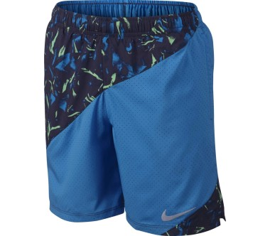 Nike - Flex children's running shorts (blue)
