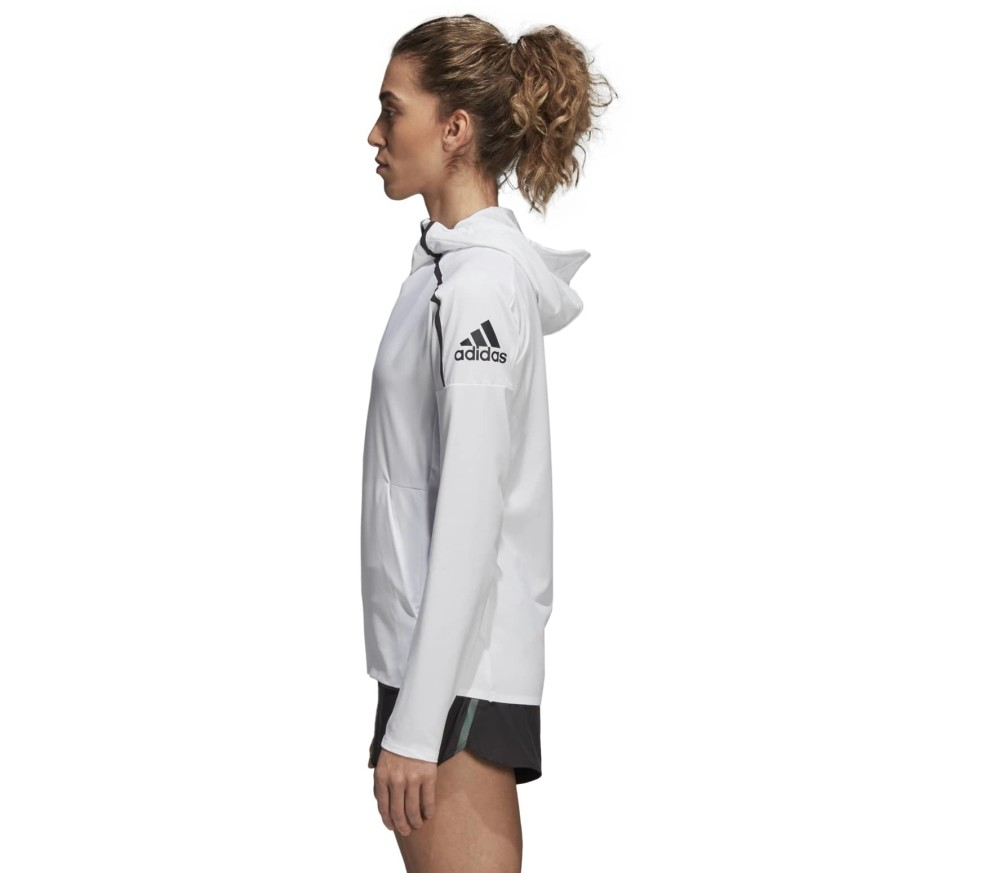 adidas performance - Z.N.E. Jacket W women's running jacket (white)