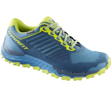 Dynafit - Trailbreaker Gore-Tex men's trail running shoes (blue-yellow)
