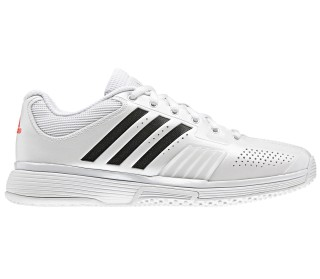best value 4845a d78c0 Adidas - Adipower Barricade Dames Tennis schoen (wit)