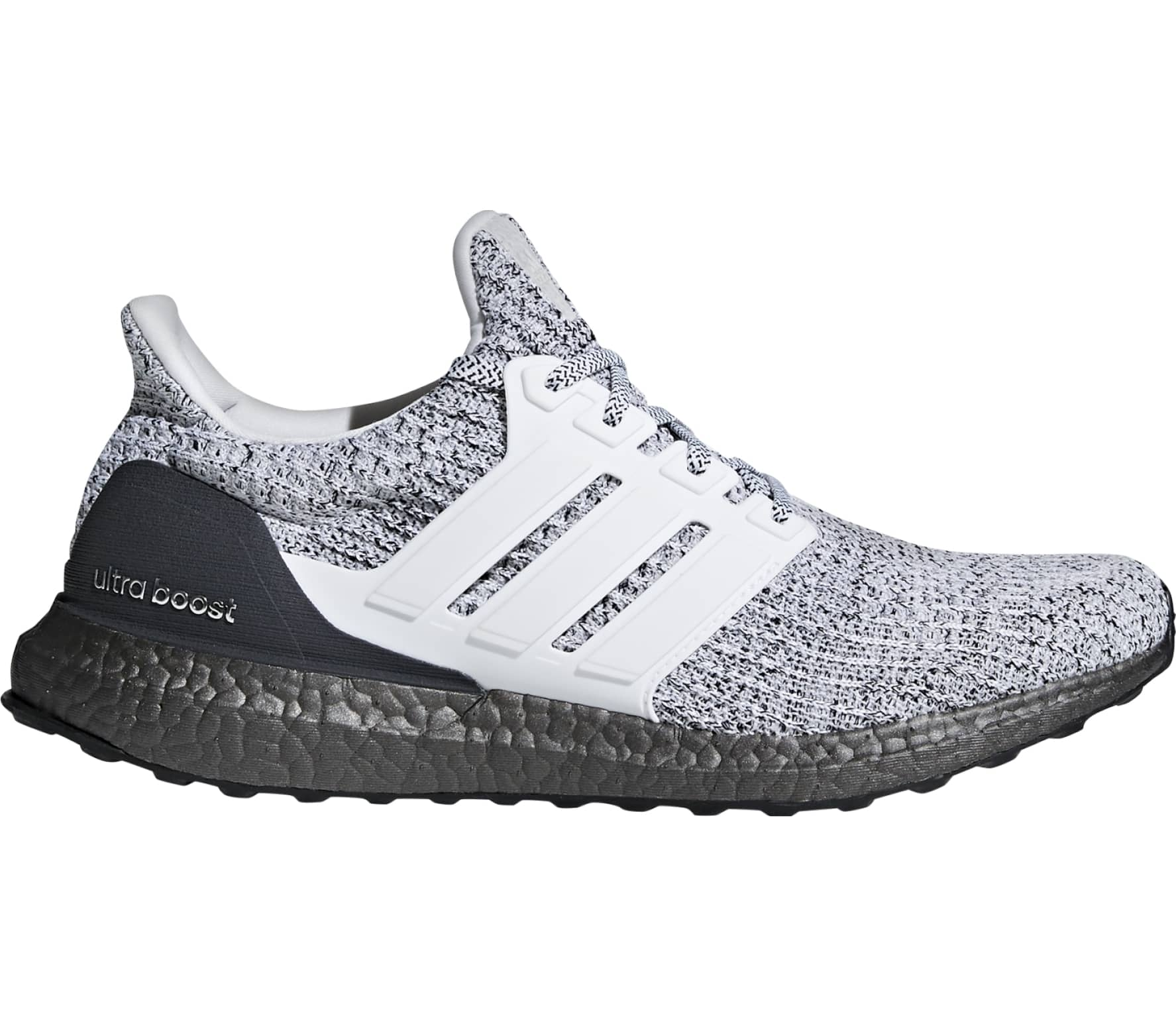 adidas ultra boost gris hombre