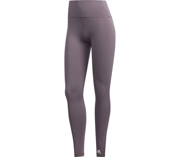 ADIDAS Pulse Long High Rise Damen Trainingstights - 1