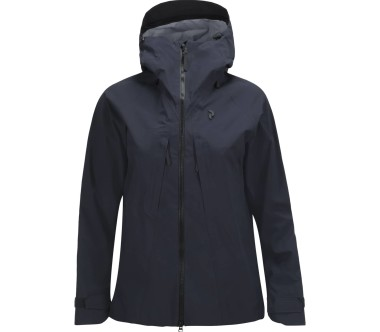 Peak Performance - Teton women's skis jacket (dark blue)