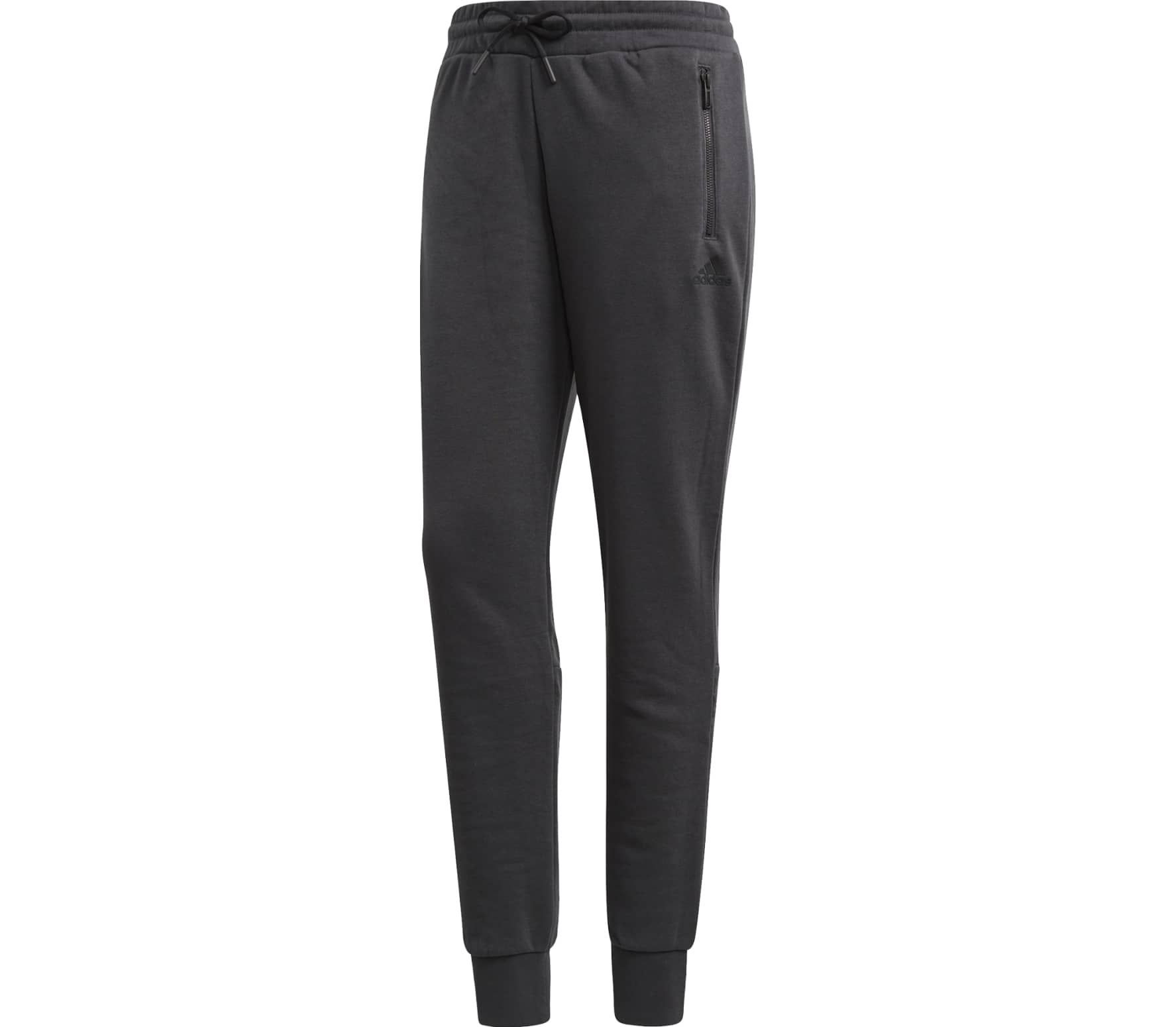 huge selection of bc728 b591a Adidas - Sport ID Slim Jogger Damen Trainingshose (schwarz)