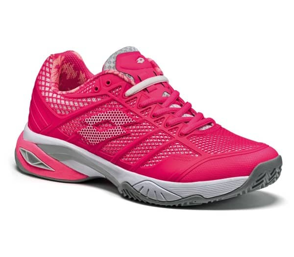 LOTTO Viper Ultra IV Cly Women Tennis Shoes - 1