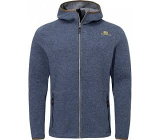 Argentière Hood Men Fleece Jacket