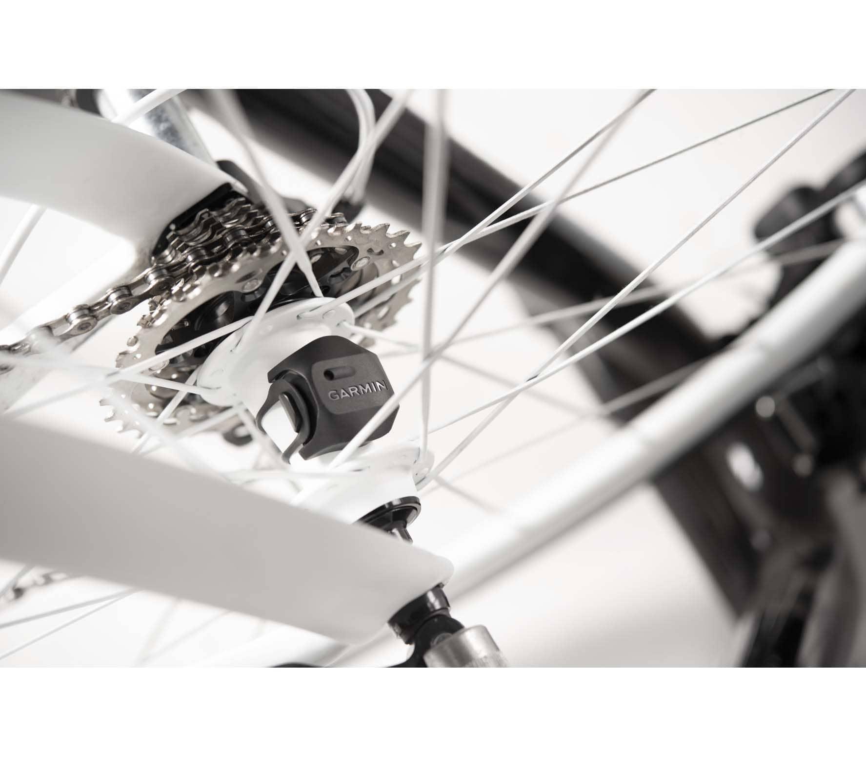 Garmin Geschwindigkeitssensor 2 Unisex Sensore per bicicletta nero