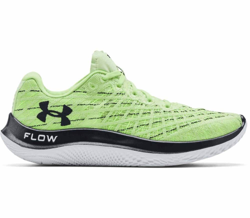 UNDER ARMOUR FLOW Velociti Wind Herren Laufschuh (Summer Lime / Black / Black) 159,90 €