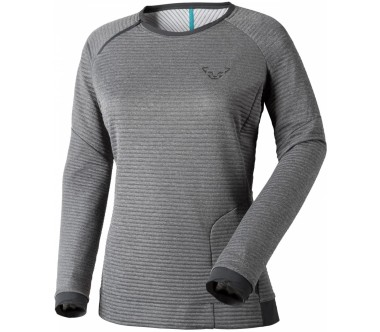 Dynafit - 24/7 Thermal long-sleeved women's outdoor top (grey)