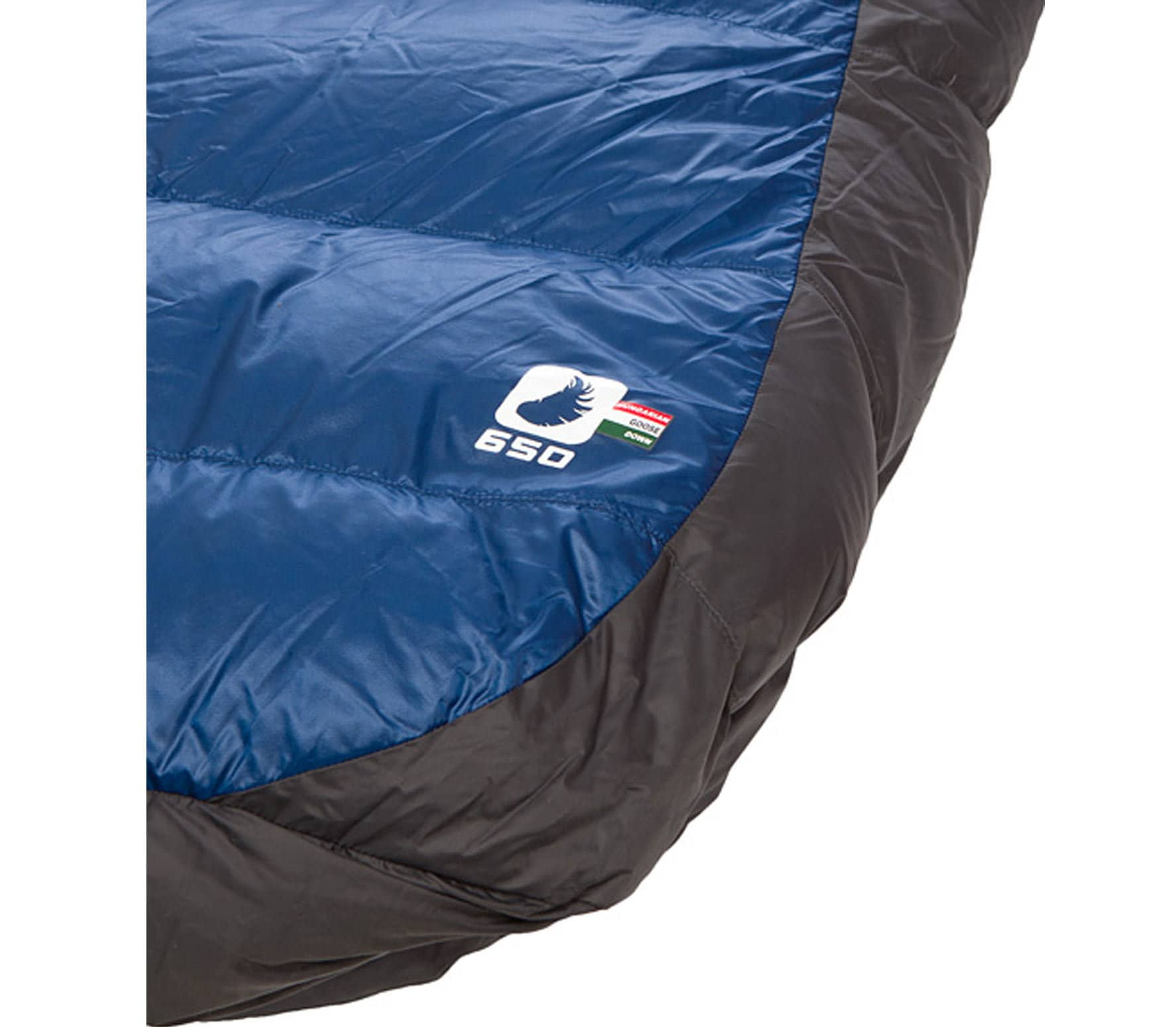 88aa33617 The North Face Blue Kazoo Extra Long down sleeping bag