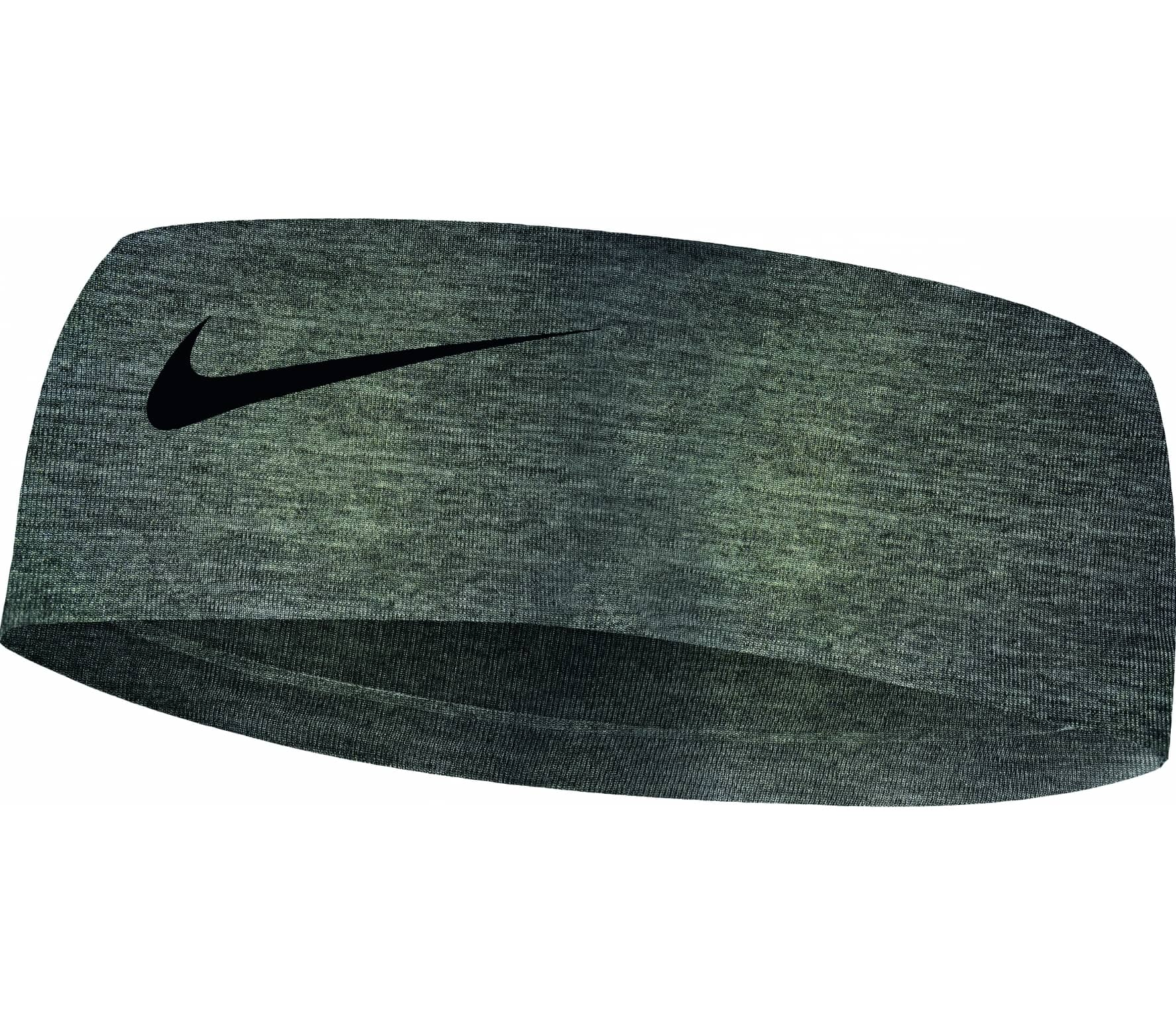 Nike - Fury headband 2.0 Unisex headband (dark grey-black)