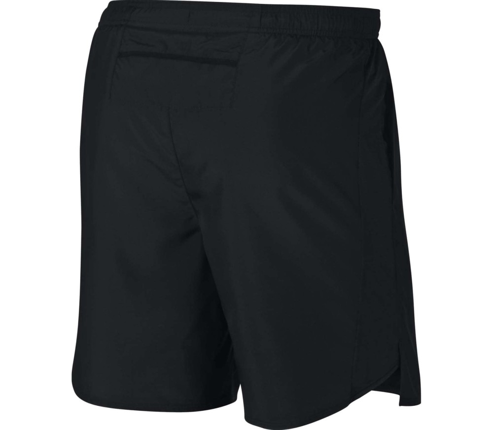 Nike - Challenger 7 inch Graphic Hommes course courte (noir)