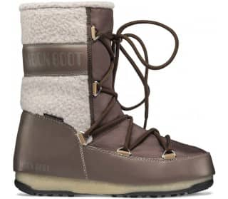 Moon Boot® Monaco Wool Mid Dames Winterschoenen