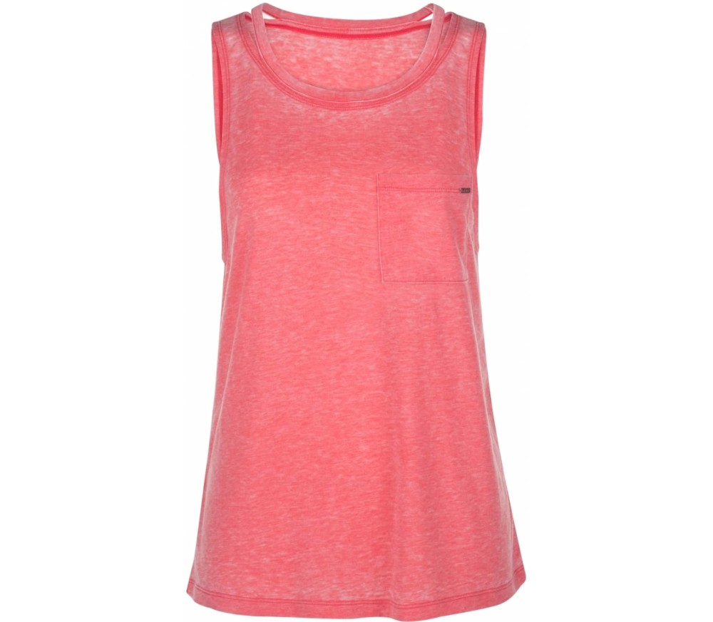 Lorna Jane - Simple And Sweet women's training tank top top (pink)