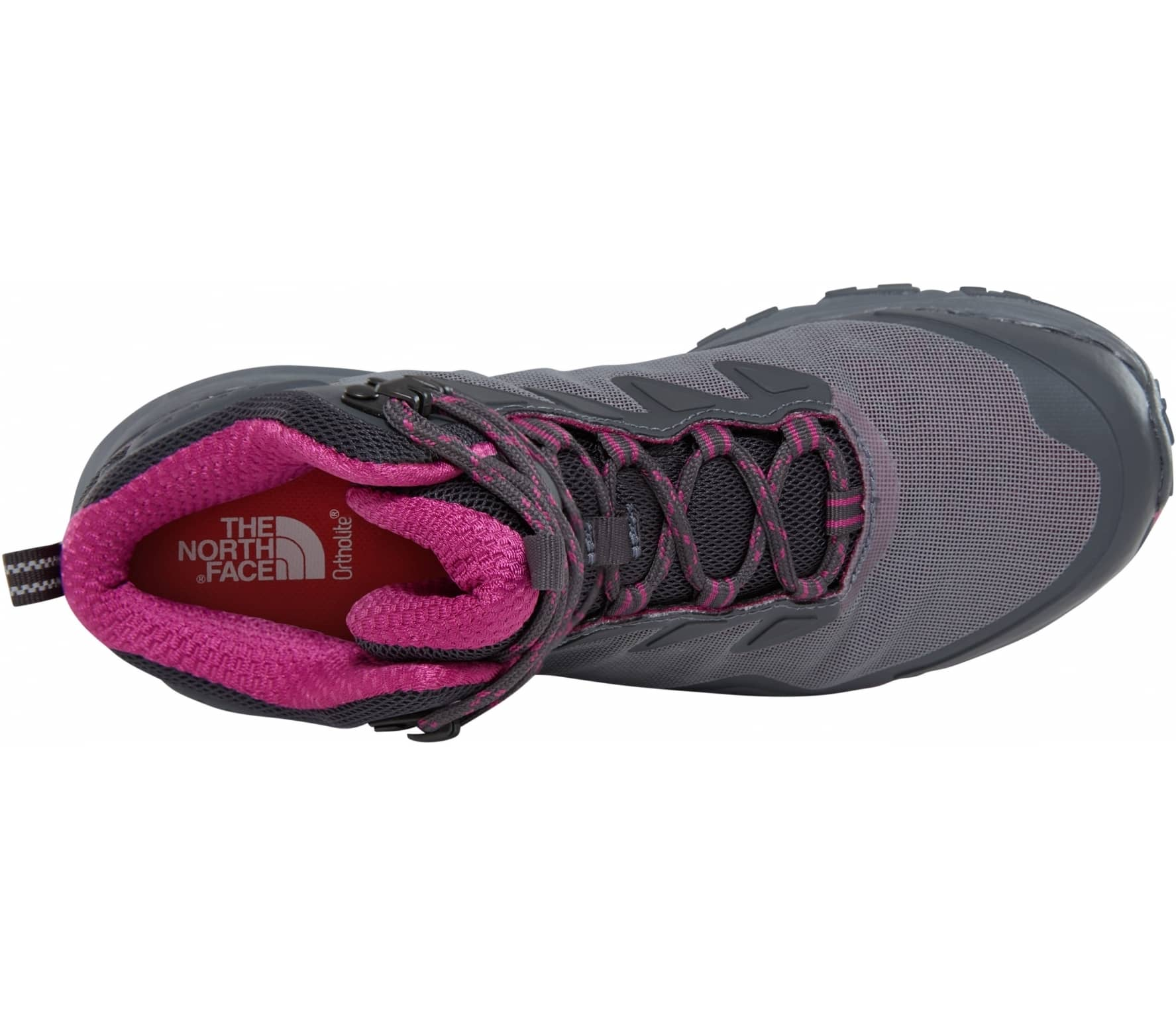 a083541dcf The North Face Ultra Fastpack III Mid GTX Donna argento