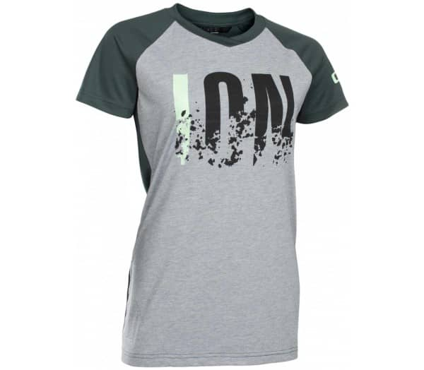 ION Letters Scrub AMP Women Functional Top - 1
