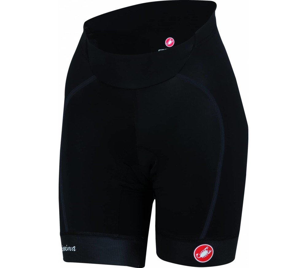 Castelli Velocissima Women Cycling Trousers black