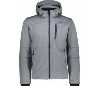 Zip Hood Heren Jas