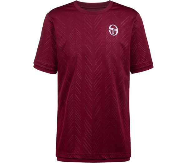 SERGIO TACCHINI Chevron Men Tennis Top - 1