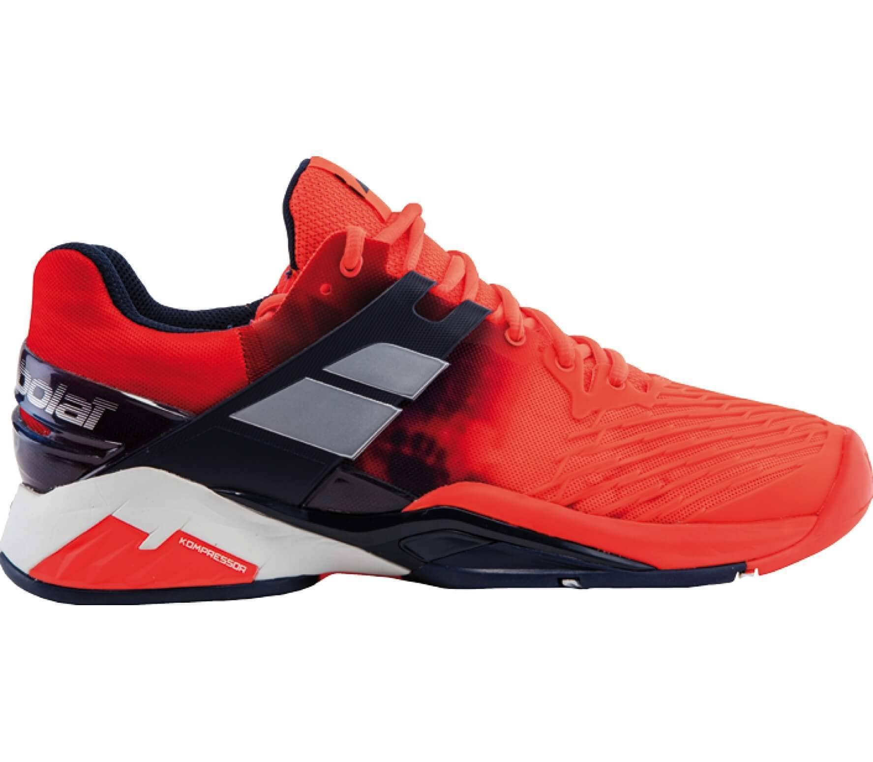Babolat Propulse Fury Clay Men S Tennis Shoes Red Black Buy It