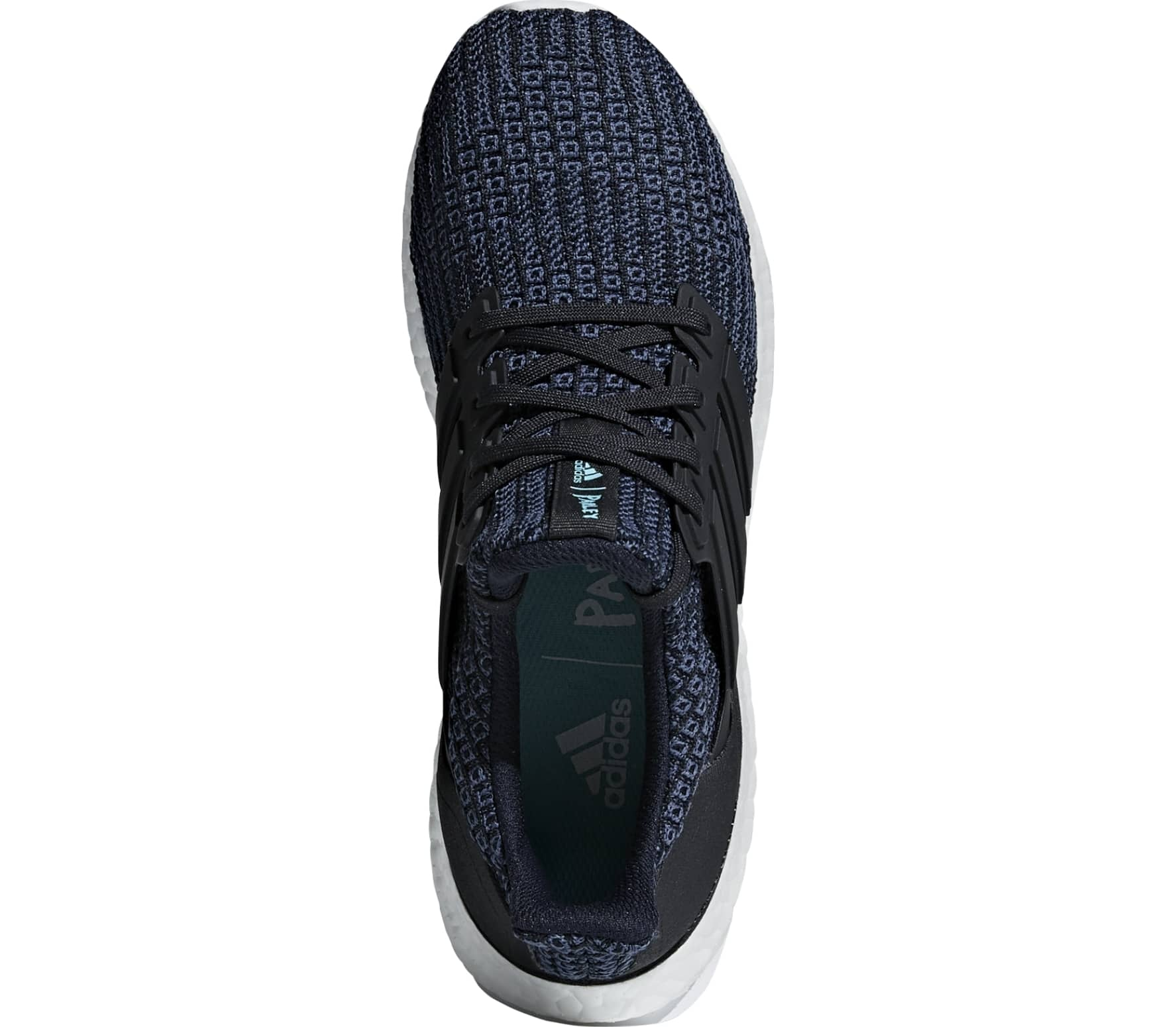 Adidas - UltraBOOST Parley women's running shoes (blue)