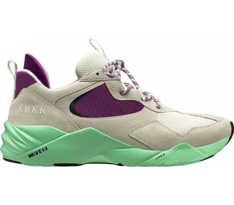 Kanetyk Suede W13 Dames Sneakers